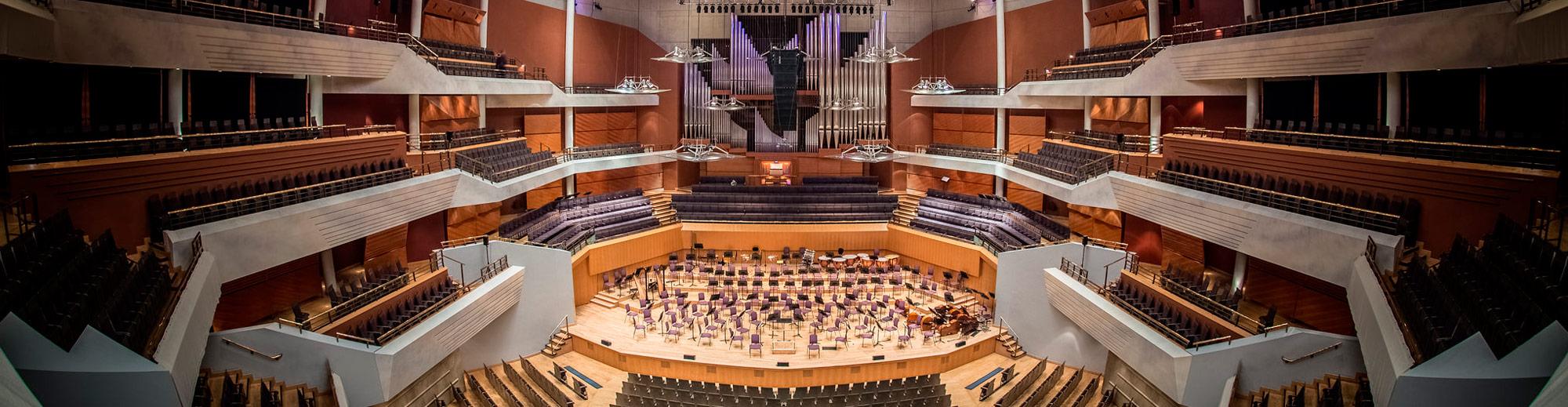 Vicente Coves graba esta semana La vida breve con la BBC Philharmonic de Manchester