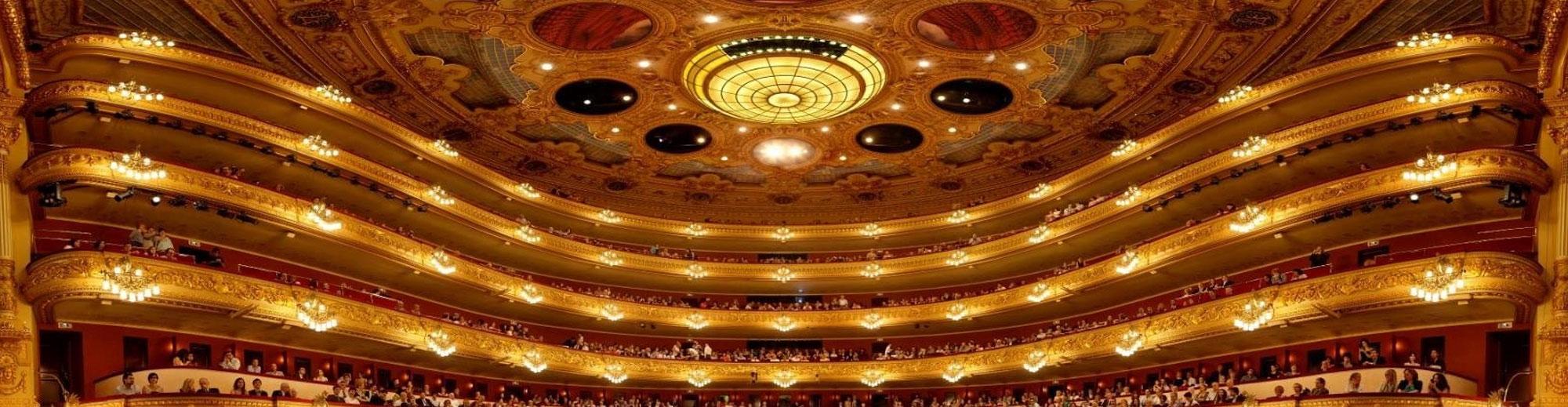 Rubén Amoretti makes his debut at the Gran Teatre del Liceu in Barcelona