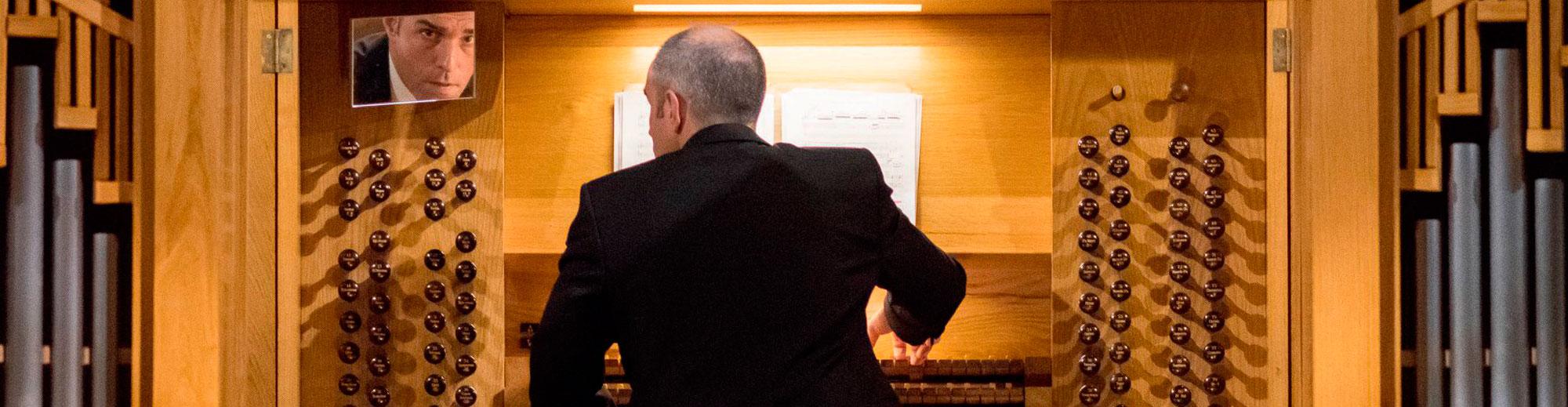 Juan de la Rubia debuta con la Orquesta Nacional de España