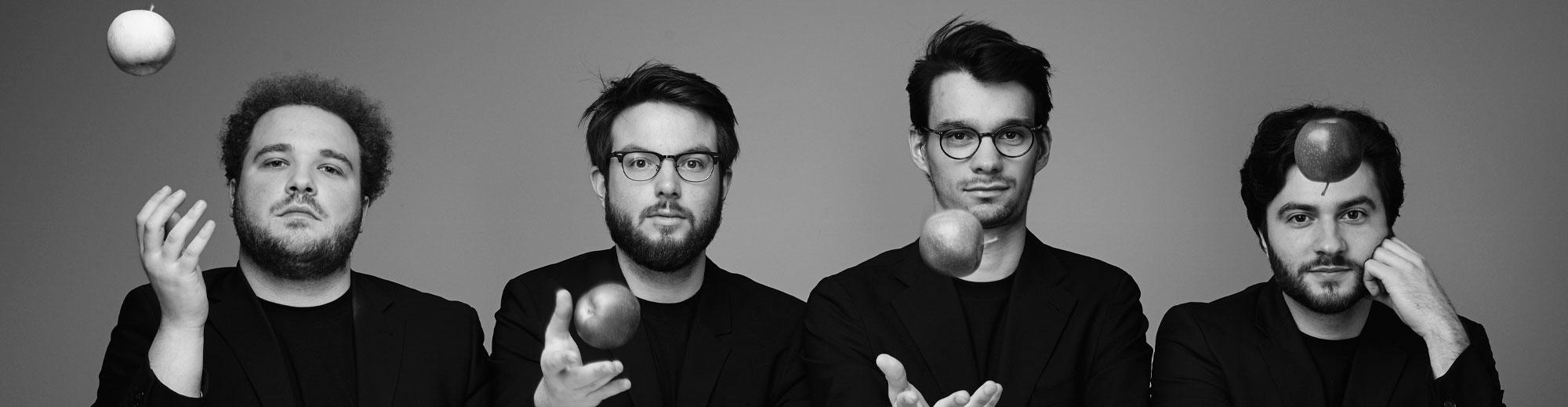 Marén Artists da la bienvenida al Goldmund Quartet